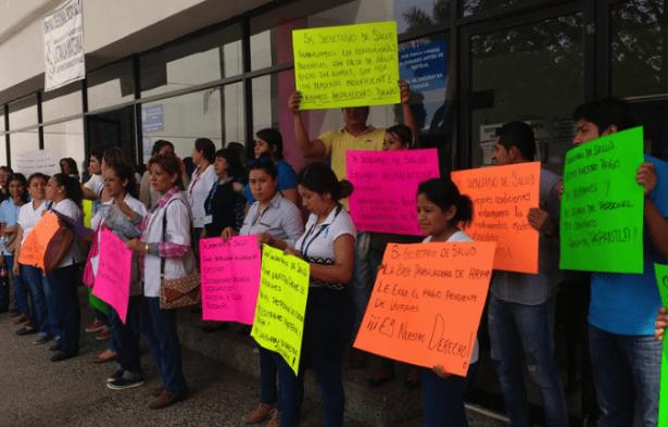 protesta-personal-de-sntsa-en-la-zona-norte-ante-impago-del-gobierno-estatal