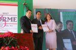 HEMOS AVANZADO CON PASO FIRME: ROSAURA MIRANDA BARRIOS