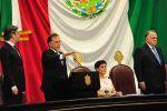 Miguel Angel Yunes Linares Toma posesion como gobernador de Veracruz