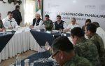 PRESIDE GOBERNADOR REUNIÓN DEL GRUPO DE COORDINACIÓN TAMAULIPAS EN REYNOSA