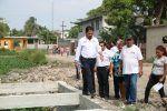 Andrés Zorrilla atiende necesidades de las familias del sector Ignacio Zaragoza
