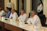 Recibe UAT visita de titular de la DGESU-SEP Salvador Malo Álvarez