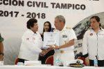 Activa Ayuntamiento de Tampico el Consejo Municipal de Protección Civil