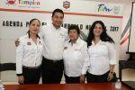 """Realiza gobierno de Tampico primera capacitación de la """"Agenda para el Desarrollo Municipal 2017"""""""