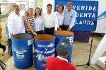 Inicia Gobierno de Altamira construcción de guarniciones y banquetas en la colonia Diana Laura Riojas de Colosio