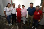 Recibe alcaldesa de Tampico a Karla Sofía Cárdenas Herrera, ganadora de dos medallas en el campeonato mundial de para-atletismo