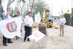Arranca gobierno de Tampico pavimentación de calles en las colonias Nuevo Aeropuerto y Otomí