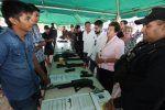 Coadyuva gobierno de Tampico con el Estado para fortalecer la seguridad