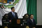 DAN A CONOCER LOS LOGROS EL GOBERNADOR PRIMER INFORME ANTE EL CONGRESO DE TAMAULIPAS