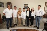 Gestiona alcaldesa de Tampico créditos Ante la subsecretaría de Promoción de Inversiones del gobierno del Estado.