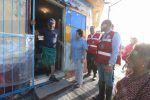 Alcaldesa de Tampico al pendiente de las zonas afectadas