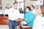 Reconocen a integrantes del Instituto de la Mujer en Tampico