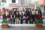Encabeza Magdalena Peraza ceremonia de Honores a la Bandera en Primaria Norberto Treviño Zapata