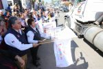 Beneficia gobierno de Tampico a colonia Morelos con Jornada integral de limpieza