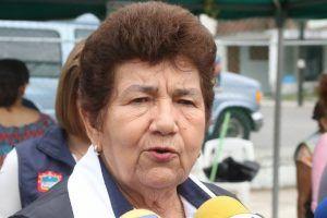Anuncia Magda Peraza próximo arribo de 39 policías estatales a la zona