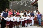 El gobierno de Tampico realiza obras que la gente reclama: Magda Peraza