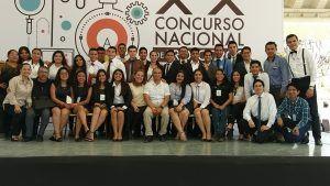 EL CBTis 103 ASISTIO AL ENCUENTRO NACIONAL DE PROTOTIPOS DIDACTICOS 2018