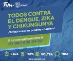 Campaña preventiva contra el Dengue