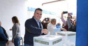 Es el PAN un partido responsable y con visión: Víctor Manuel Sáenz