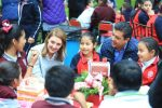Celebran en Casa Tamaulipas posada para estudiantes de Albergues Rurales