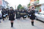 Participa CBTis NO. 103 en el Desfile  del Conmemorativo  CCIX Aniversario de la Independencia de México