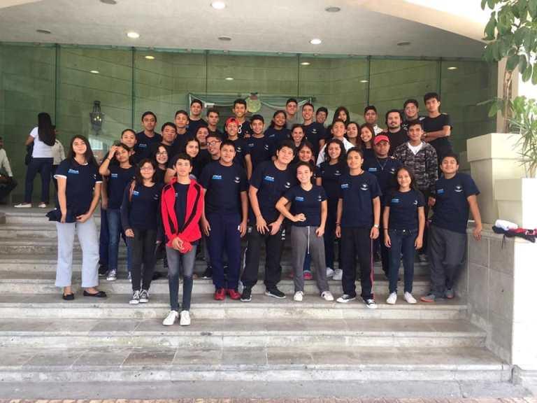 Alumnos del CETIS 109 triunfan en Reynosa Tamaulipas en el XXV ENAC 2019 Etapa Estatal