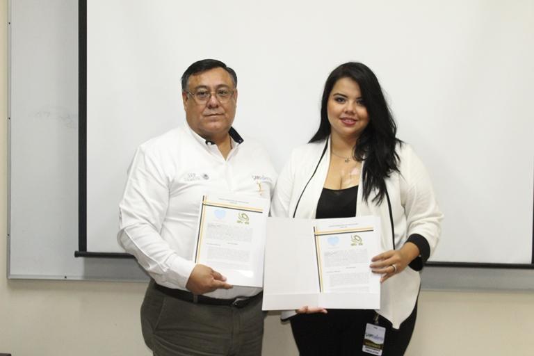 CBTIS No. 103 firma convenio con Fundación Movimiento Benito