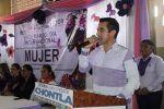 """CONMEMORAN EL """"DÍA INTERNACIONAL DE LA MUJER EN CHONTLA"""