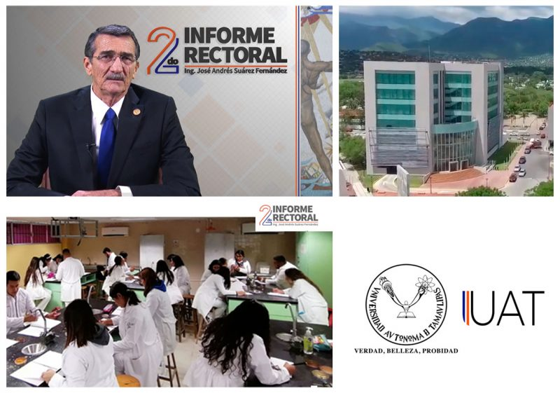 Reafirma Rector de la UAT compromiso con la cobertura, equidad y calidad educativa