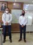 Eric Sosa Mar Gestiona en Xalapa Obras para Chontla